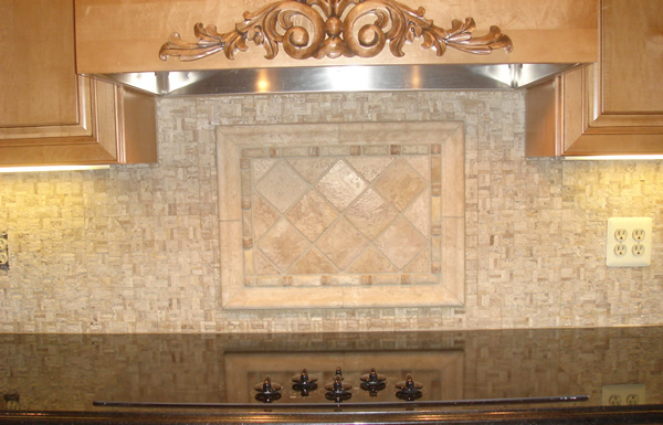 Handmade backsplash tiles crowdbuild for - Custom kitchen backsplash tiles ...