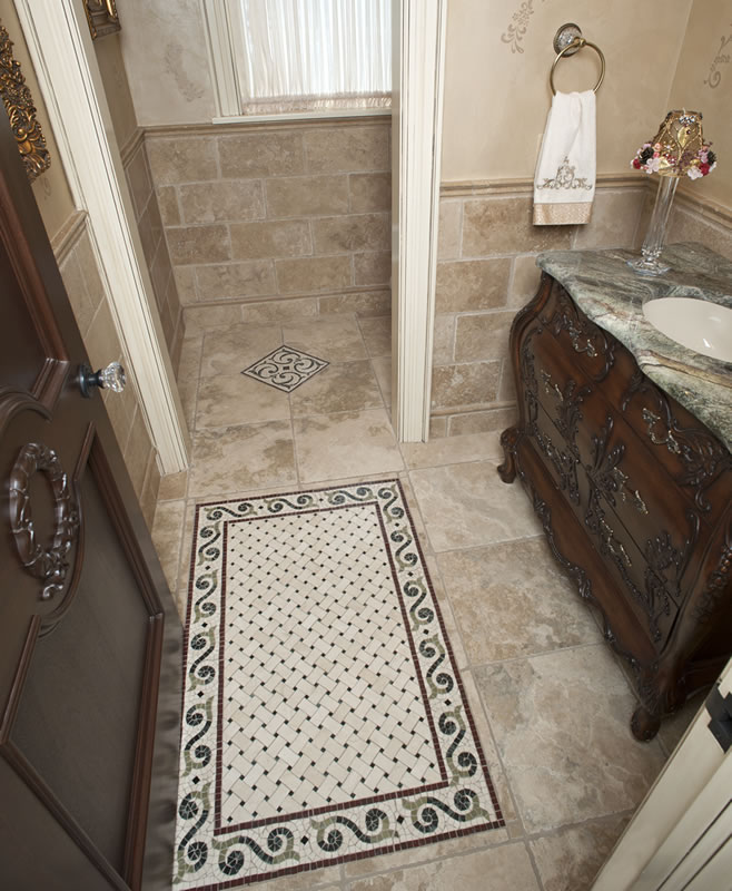 Bathroom Tile Contractor: Tile Contractor Oakland County